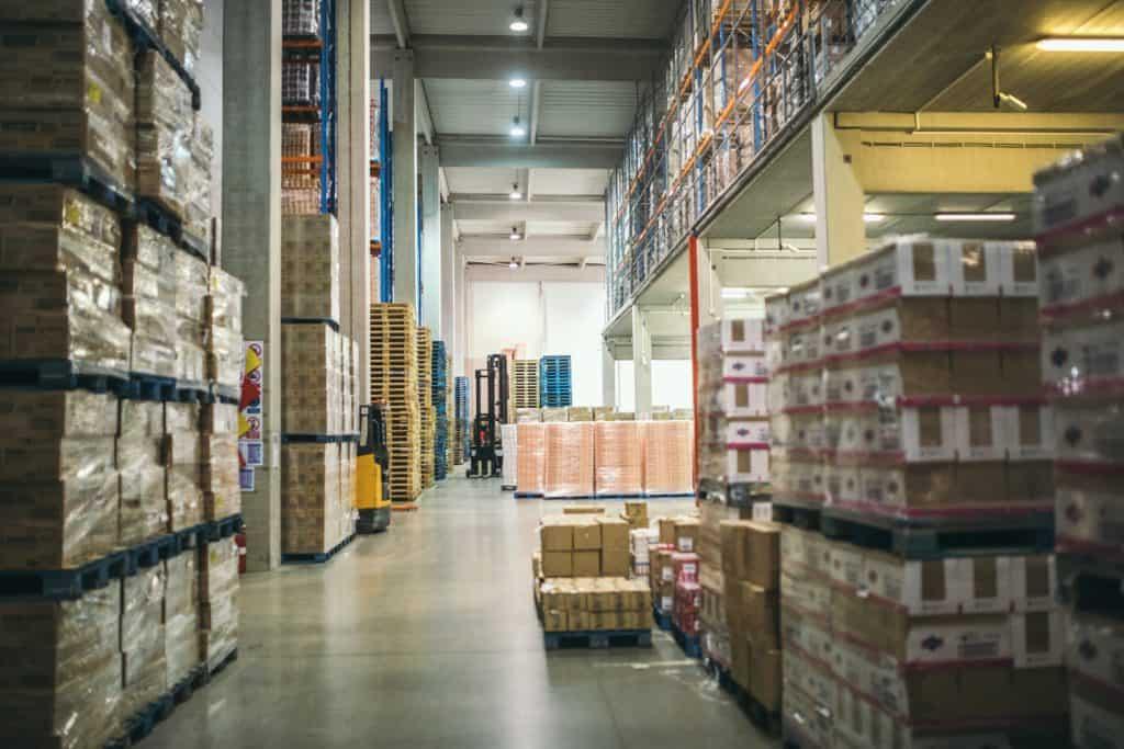 warehouses spaces