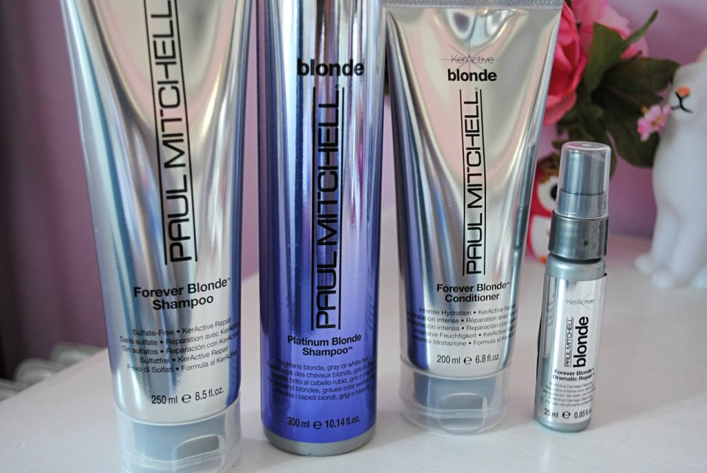 paul mitchell platinum blonde conditioner review