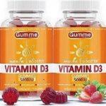 Vitamin D3 Gummies 5000 IU  Alternative to Capsules